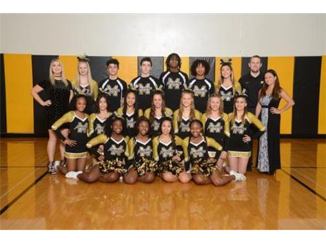 Varsity Cheer 2018