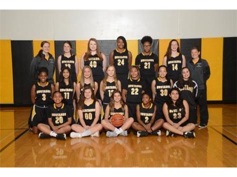 Freshman Girls Basketball 2018