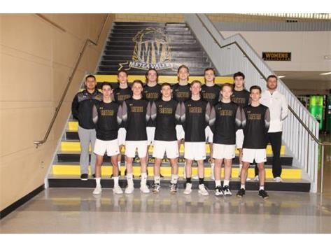 Varsity Men's Volleyball 2019