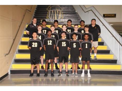 Freshman Boys Volleyball 2019