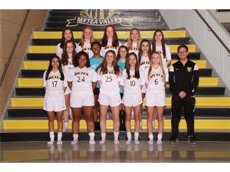 JV Girls Soccer 2019