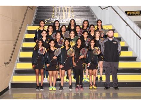 Freshman Badminton 2019