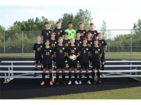 Varsity Boys Soccer 2019