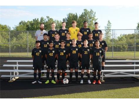 JV1 Boys Soccer 2019