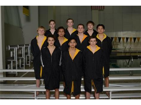 Varsity Boys Swimming/Diving