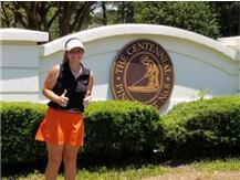 Good Luck Bomber Golfer Lily Vardaman. She starts competition at the national invitational tournament at Pinehurst!