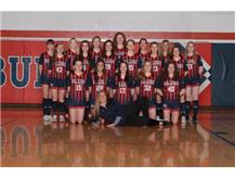 Spring 2019 Junior Varsity Girls Soccer