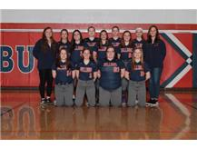 Spring 2019 Girls Junior Varsity Softball