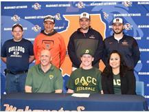 Jonathan Latham - Danville Area Community College - Baseball
