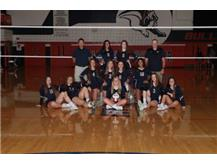 Fall 2019 Junior Varsity Volleyball