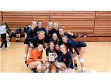 Girls Volleyball  - 2019 Centennial  Invitational Champions