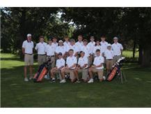 FALL 2021 Boys Golf