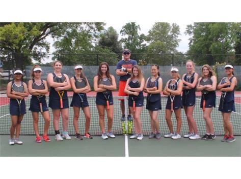 Fall 2016 Girls Tennis