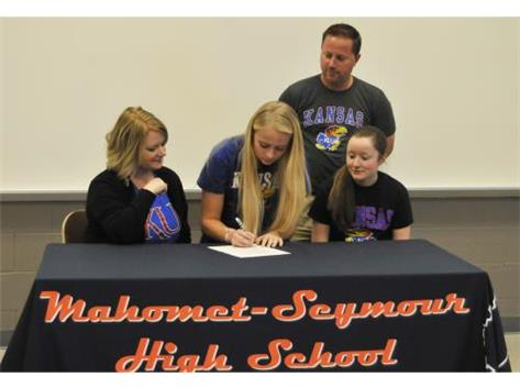 London Acree - University of Kansas (Rowing)