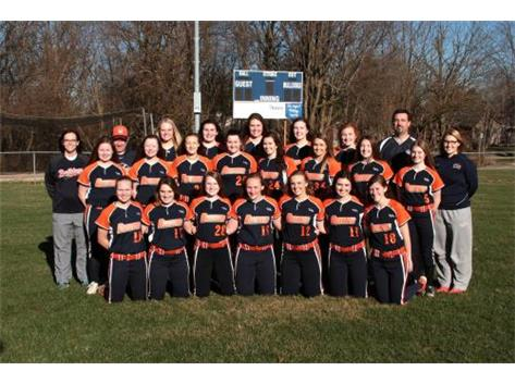 Spring 2017 Girls Softball