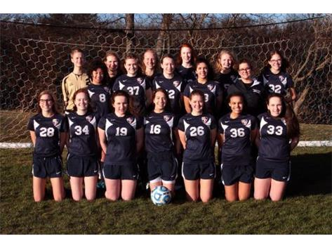 Spring 2017 Junior Varsity Girls Socce