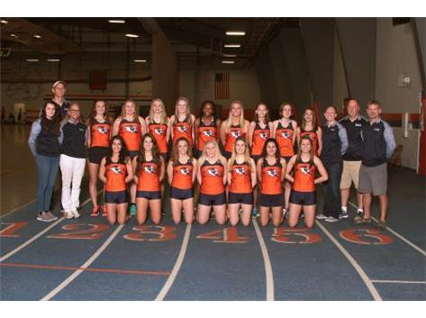 Spring 2017 Girls Track and Field