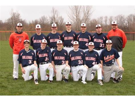 Spring 2017 Junior Varsity Baseball
