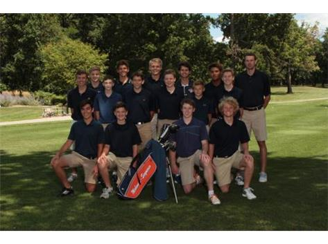 Fall 2017 Boys Golf
