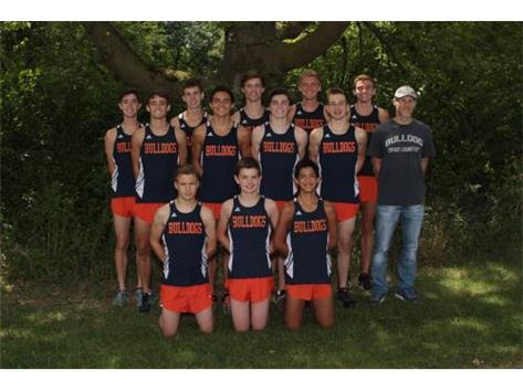 Fall 2017 Boys Cross Country