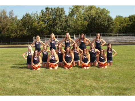 Fall 2017 Football Cheer