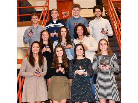 Fall 2017 Bulldog Award Winners