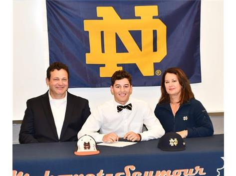 Brooke Coetzee - University of Notre Dame (Baseball)