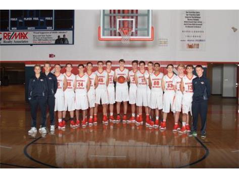 Varsity Boys Basketball
