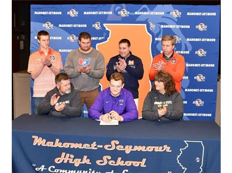 David Griffet - Minnesota State University