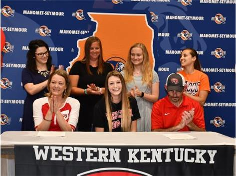 Taylor Crowley- Western Kentucky Cheer