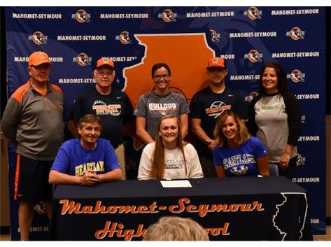 Madi Scott - Heartland Community College Softball