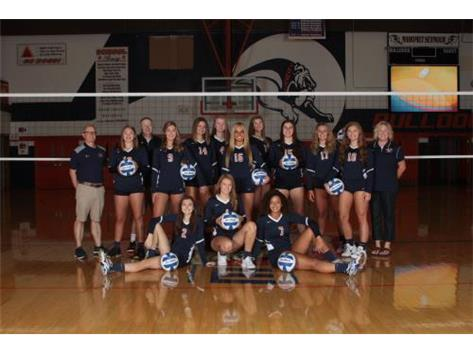 Fall 2018 Varsity Volleyball