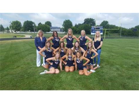Fall 2018 Football Cheer