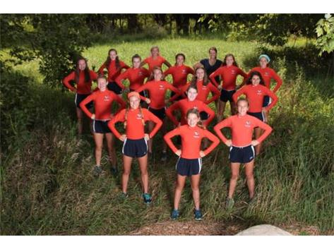 Fall 2018 Girls Cross Country
