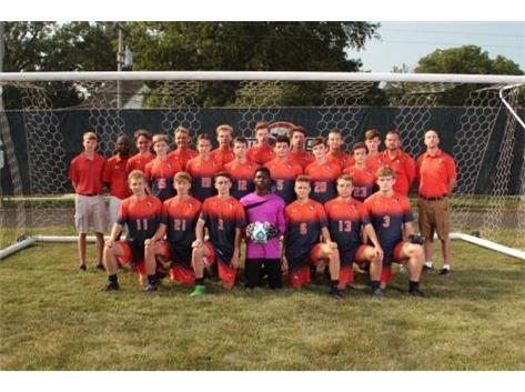 Fall 2018 Varsity Boys Soccer