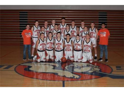 2018 - 2019 Freshman Boys Basketball