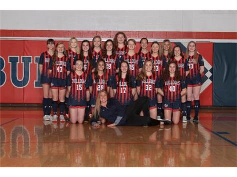 Spring 2019 Girls Junior Varsity Soccer