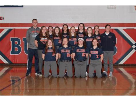 Spring 2019 Girls Varsity Softball