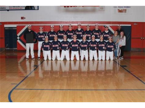 Spring 2019 Junior Varsity Baseball