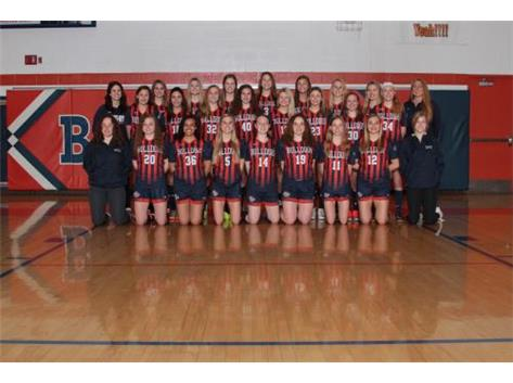 Spring 2019 Varsity Girls Soccer
