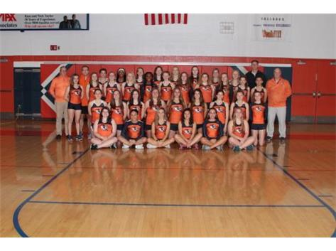 Spring 2019 Girls Track and Field