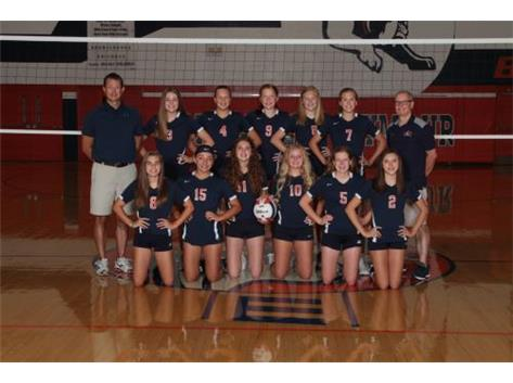 Fall 2019 Freshman Volleyball