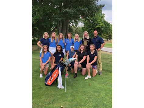 Fall 2019 Girls Golf