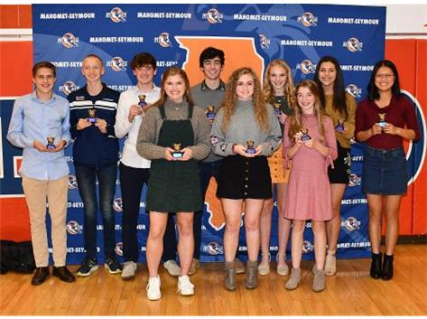 Fall 2019 Bulldog Award Winners