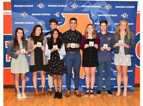 Fall 2019 Sportsmanship Award Winners