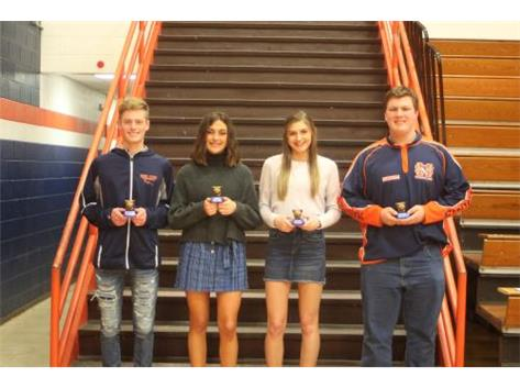 Winter 2020 Bulldog Award Winners