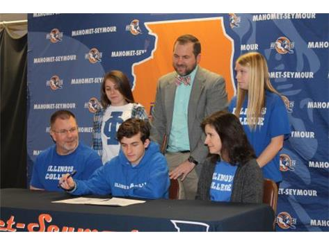Jacob Janda - Illinois College - Soccer