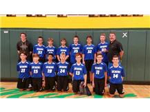 Boys VB Team