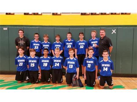 Boys VB Team