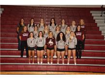 2018 Varsity Volleyball